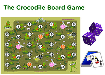 picture relating to Printable Board Games Pdf referred to as Social Scientific tests Board Game titles, PDF printables with template