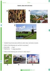 2nd grade social studies Worksheets pdf